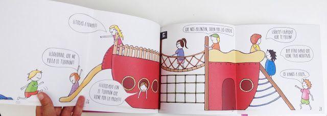 Detalle del libro infantil Entre tus brazos