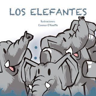 Cuento mini Los Elefantes