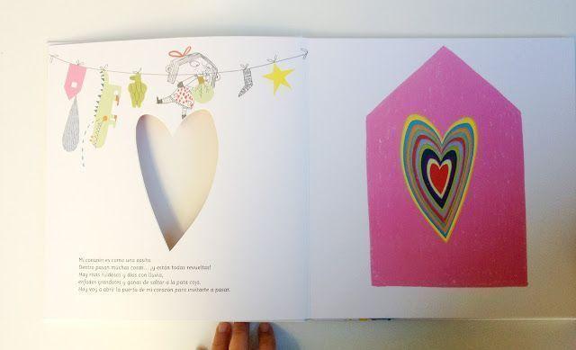 Detalle libro Así es mi corazón