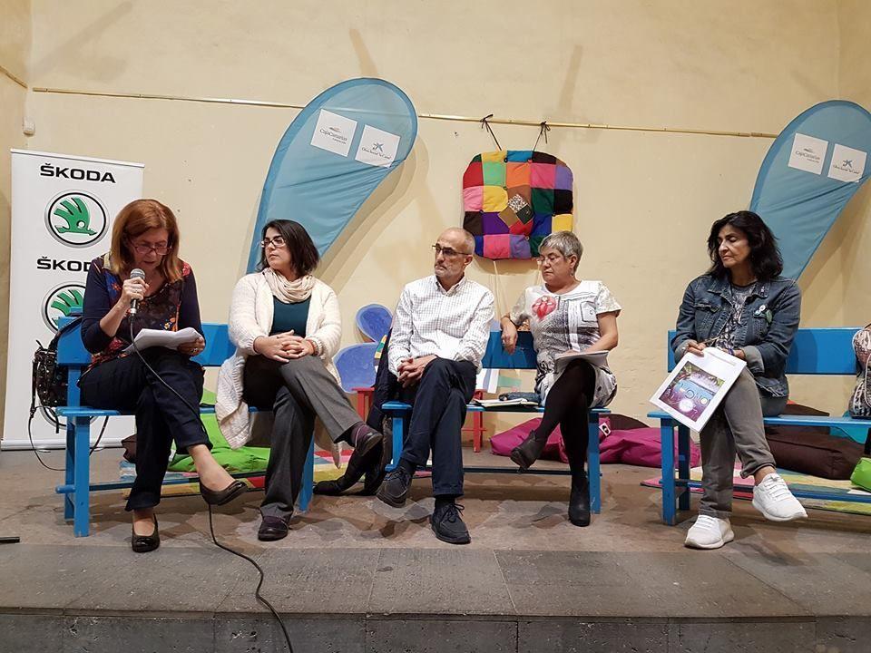 charla literatura infantil y valores