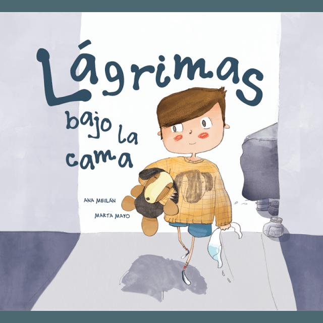 RESEÑA LÁGRIMAS BAJO LA CAMA