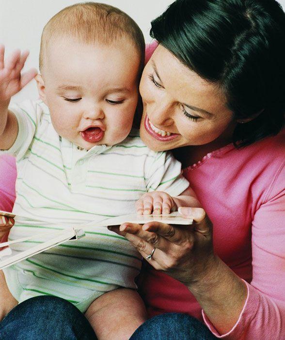 leer bebé