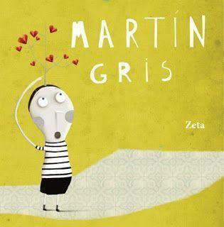 LIBRO MARTIN GRIS