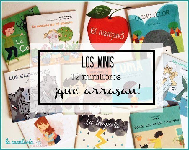 Packs libros infantiles minis