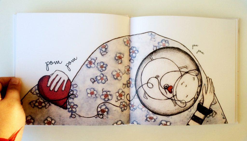 burbujas leer en el embarazo