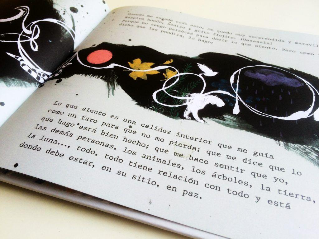 el sexto sentido álbum ilustrado cuento libro