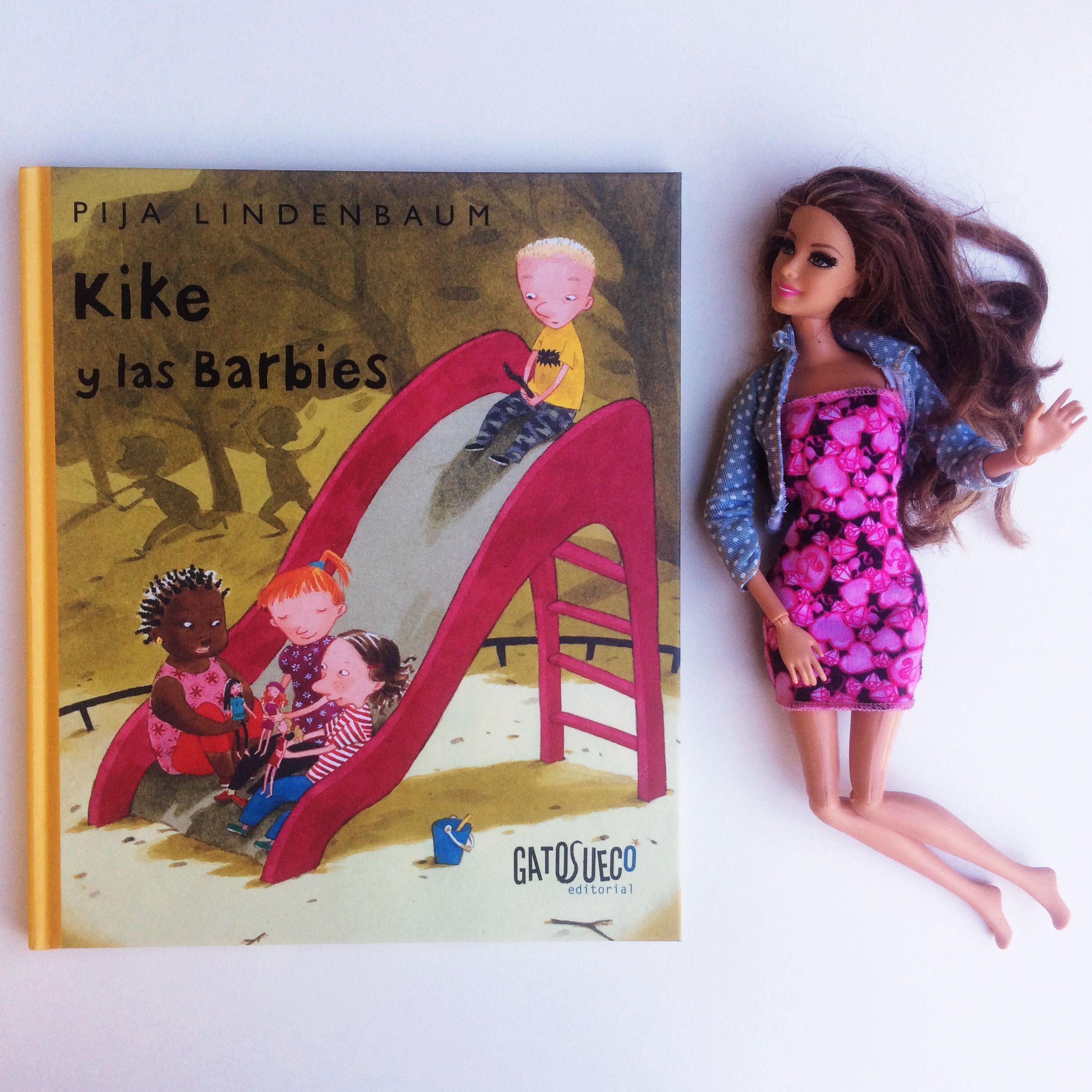 kike y las barbies