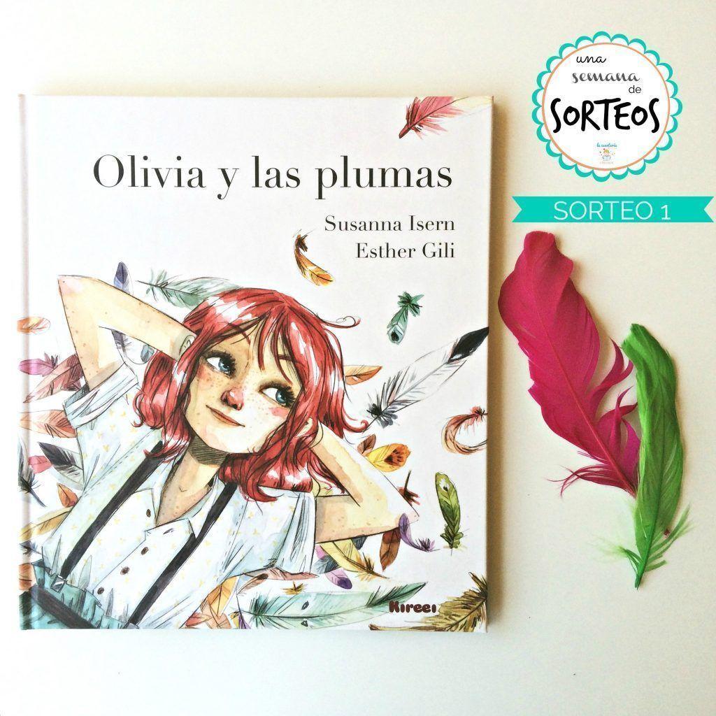 SORTEO OLIVIA Y LAS PLUMAS