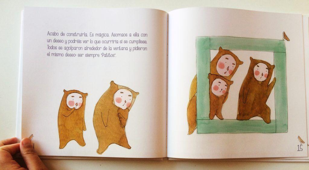 Resultado de imagen de la ventana magica de Ana Isabel García