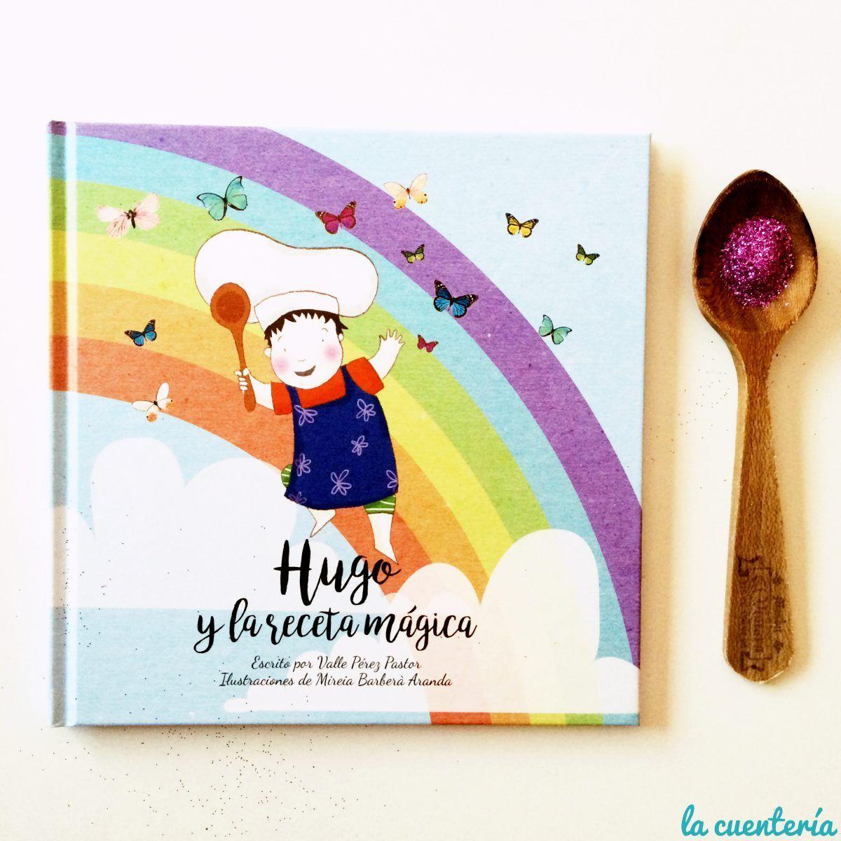 hugo y la receta mágica