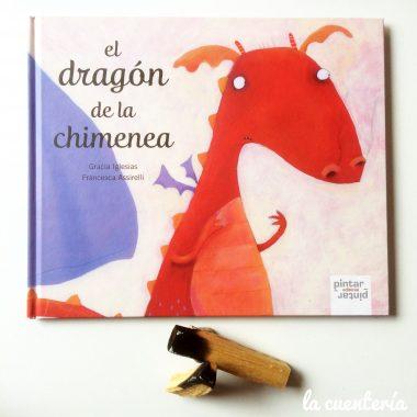 el dragon de la chimenea