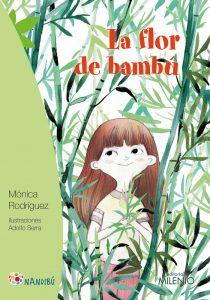 la flor de bambú
