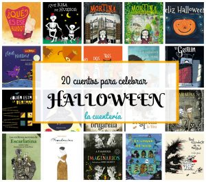 20 cuentos para celebrar Halloween