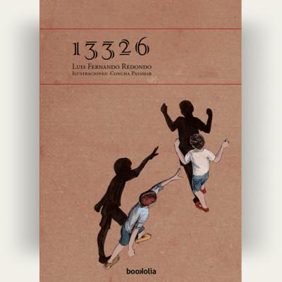 portada de 13326 - Ilustrado por Concha Pasamar