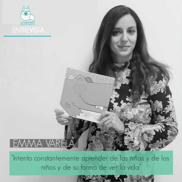 Emma Varela entrevista