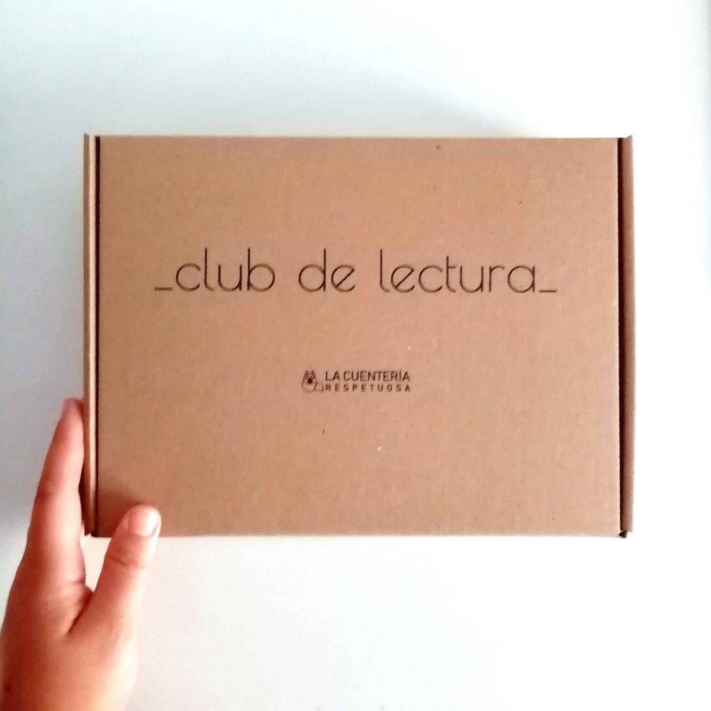 caja club de lectura