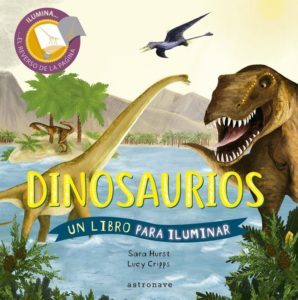 dinosaurios para iluminar