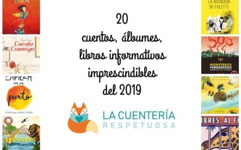 20 cuentos álbumes libro informativo 2019