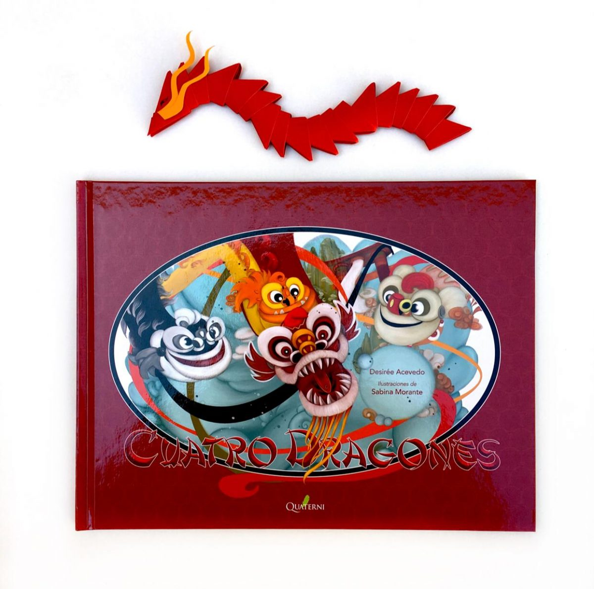 portada cuatro dragones