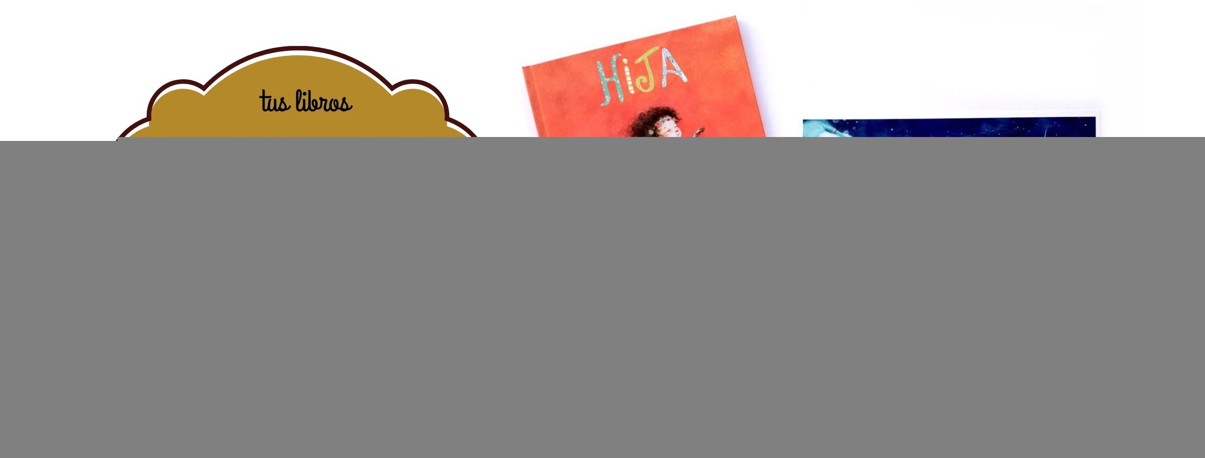 promo libro dedicado hijo e hija