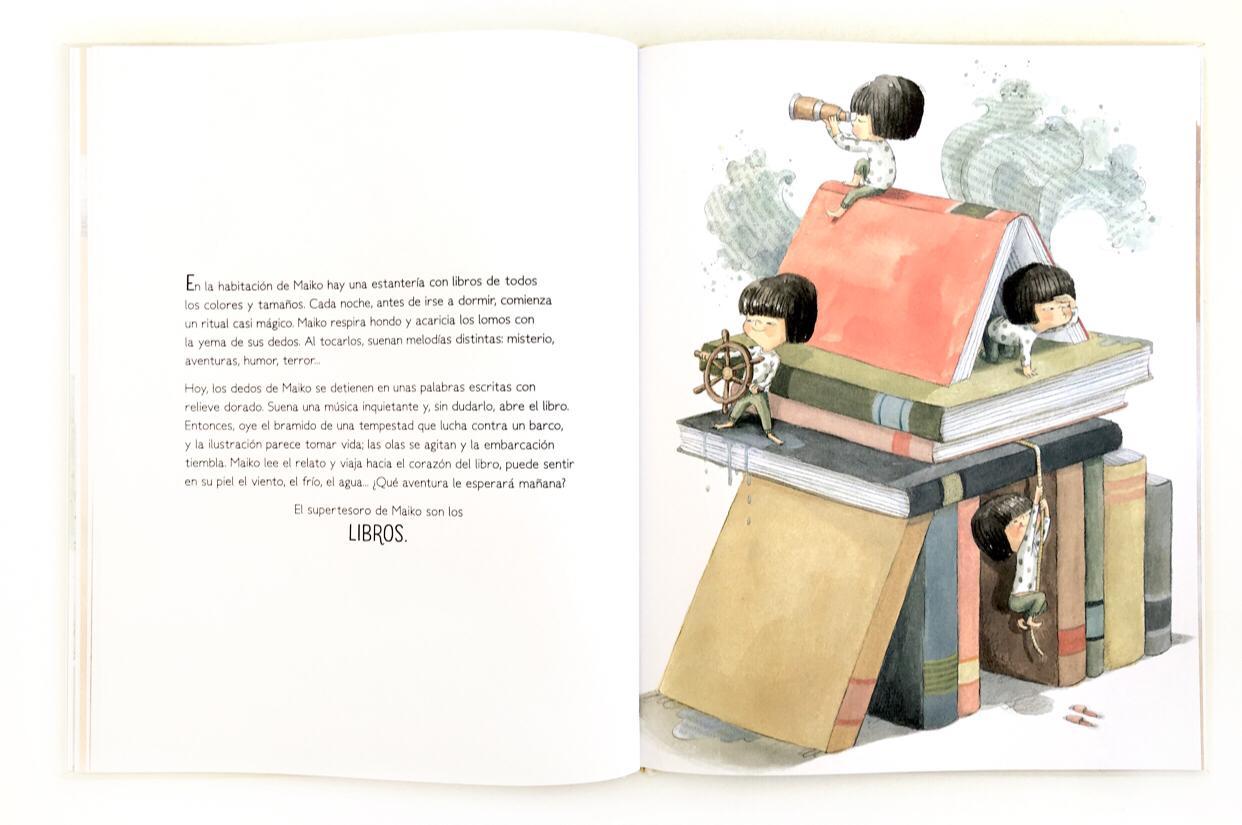 supertesoros libros