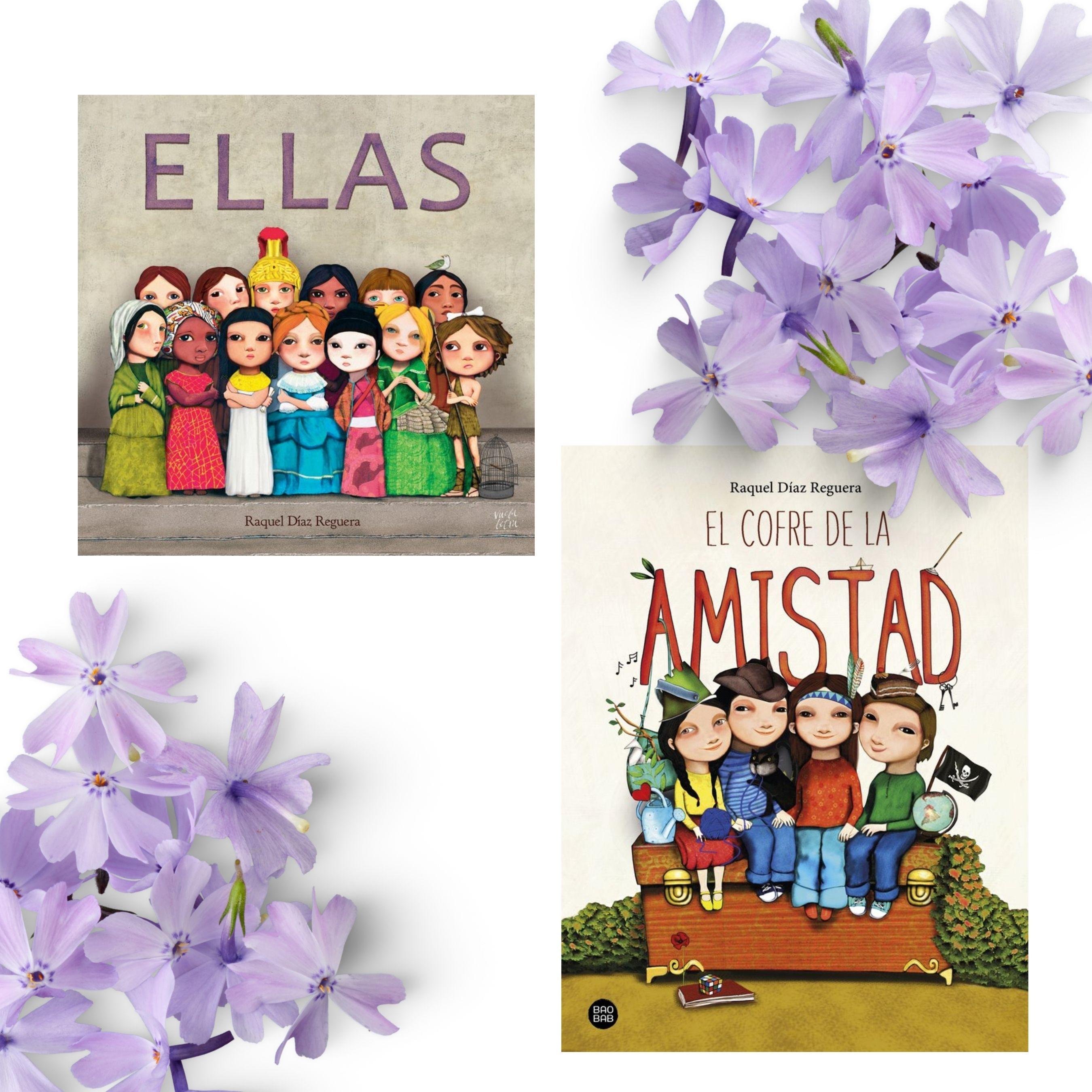 COFRE DE LA AMISTAD Y ELLAS