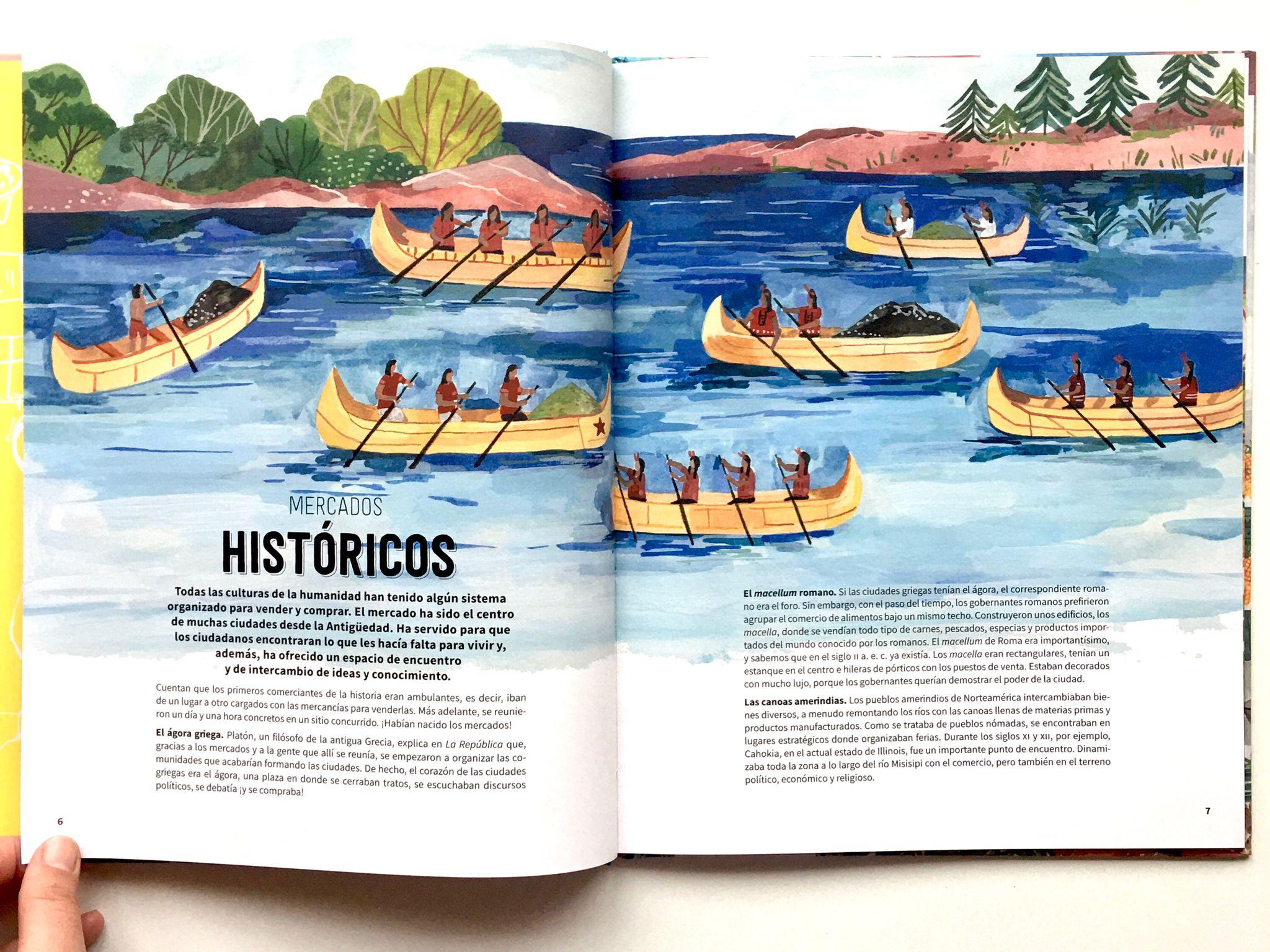 MERCADOS HISTORICOS