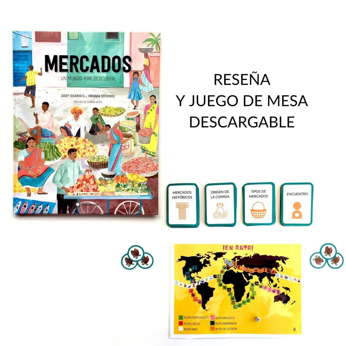 MERCADOS Y JUEGO DE MESA